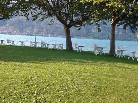 Iseo Lago Hotel: sassabanek