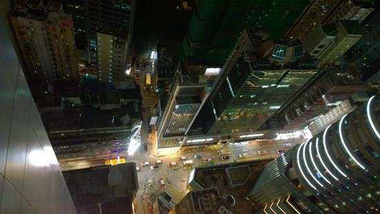 Hotel Panorama by Rhombus : A view from Sky Garden