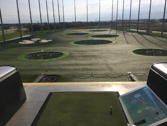 TopGolf The Colony : View from third floor