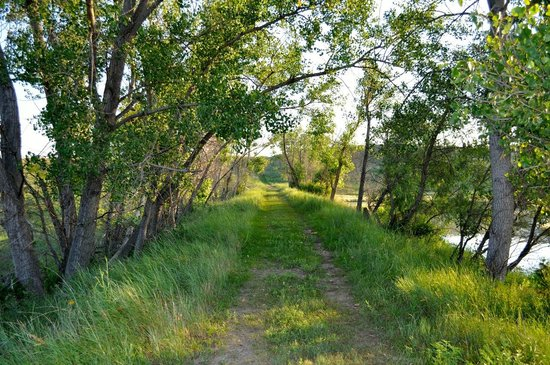 Calamus Outfitters: Morning hike