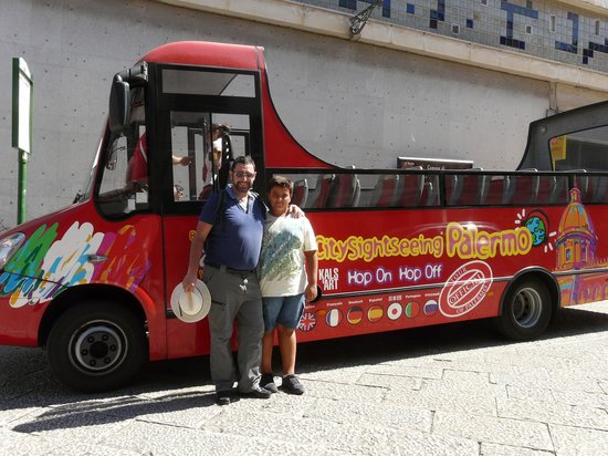City Sightseeing Palermo : EN MONREALE