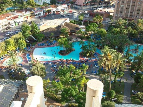 Albir Playa Hotel & Spa : Desde la habitacion