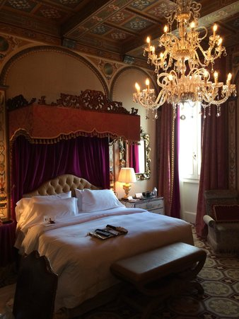 The St. Regis Florence: River View Deluxe Room 224