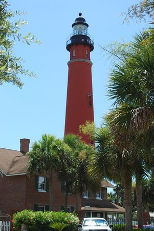 Catalina Beach Club: Ponce de Leon lighthouse