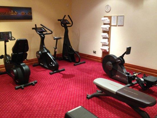 Gresham Hotel: Gym