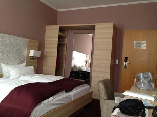 Ringhotel Nassau Oranien: chambre
