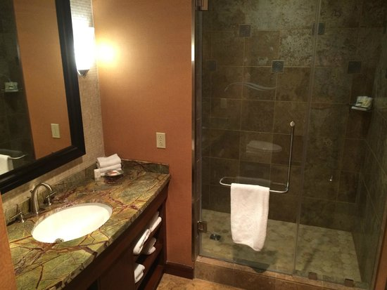 Downstream Casino Resort : Bathroom