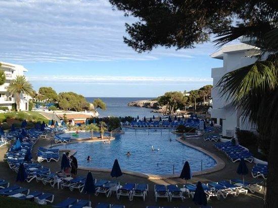 Inturotel Esmeralda Park: Blick von der Hotelterrasse