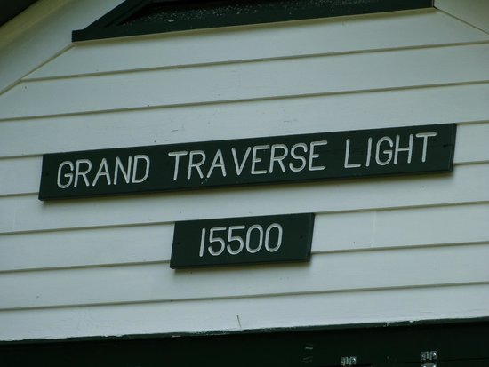Grand Traverse Lighthouse Museum: lighthouse