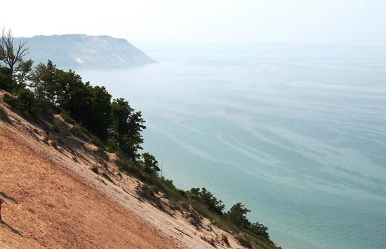 Pierce Stocking Scenic Drive: Dunes Meet Lake Michigan