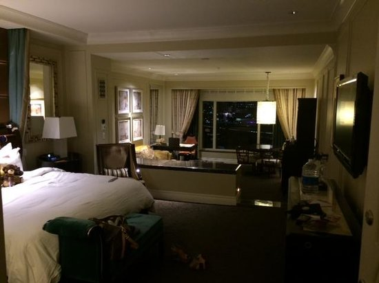 The Palazzo Resort Hotel Casino: Our Suites