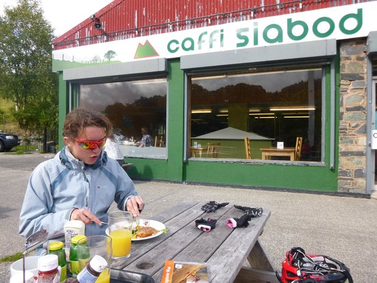 The Moel Siabod Cafe: Moel Siabod Cafe