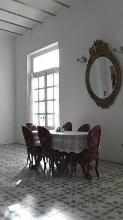 La Casa Morey : Breakfast room.