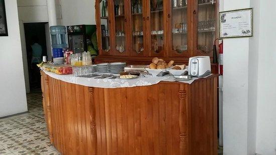 La Casa Morey: Breakfast.