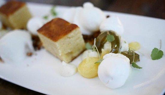 le Virage: Dessert van citroen