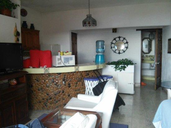 Casa Anita y Corona del Mar: cocineta