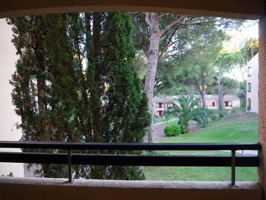 Résidence Saint-Raphael Valescure : Vue du balcon appt 224