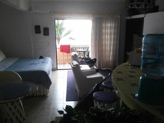 Casa Anita y Corona del Mar: habitación