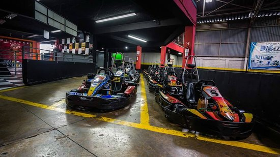 Formula Kart ,Indoor Karting