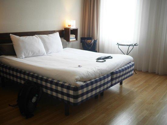 تاون هاوس ديزاين هوتل ماستريخت: Lekker bed