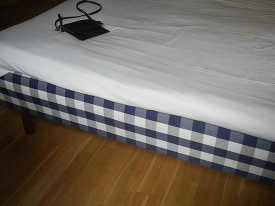 Townhouse Hotel Maastricht: Bed