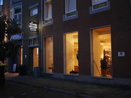 Townhouse Hotel Maastricht: Buitenkant