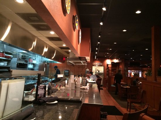 Carrabba S Italian Grill Open Kitchen Concept Just Like At Home Chat With Your