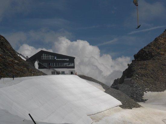 Stubaier Gletscher : Top