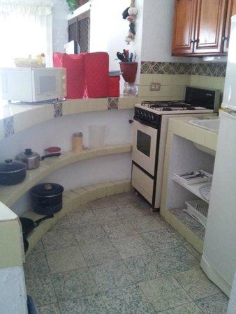 Casa Anita y Corona del Mar: cocineta equipada