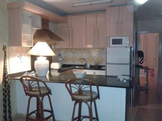 Apartamentos Cel Blau: lovely apartment