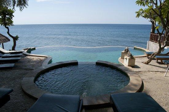 Wawa Wewe II Villas: Infinity Pool overlooking the ocean