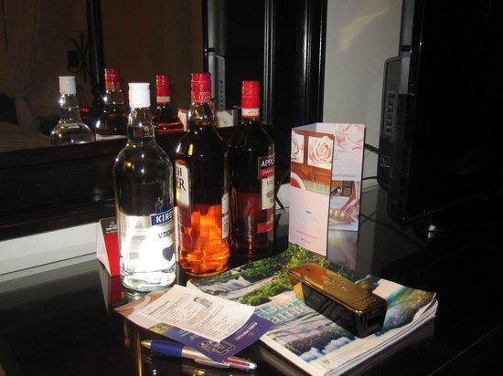 Luxury Bahia Principe Runaway Bay Don Pablo Collection: bouteilles offertes