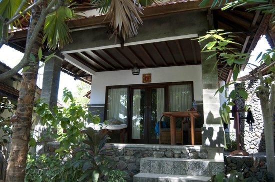 Wawa Wewe II Villas: Outside Villa view