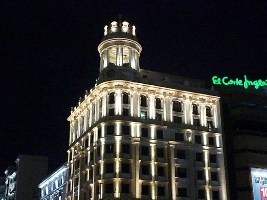Gran Via : El corte ingles
