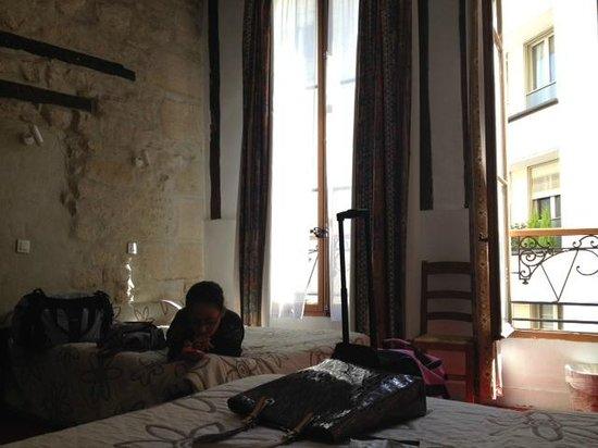 Hotel St. Andre des Arts: Saint Andre des Arts Hotel Paris
