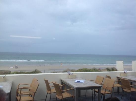 El Tico Beach Cantina: stunning view