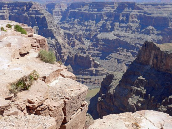 Grand Canyon Skywalk: Skywalk