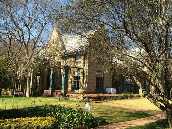 De Hoek Country Hotel: The Country House