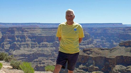 Grand Canyon Skywalk: great views