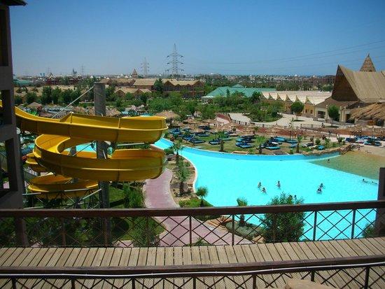 Jungle Aqua Park: Piscine