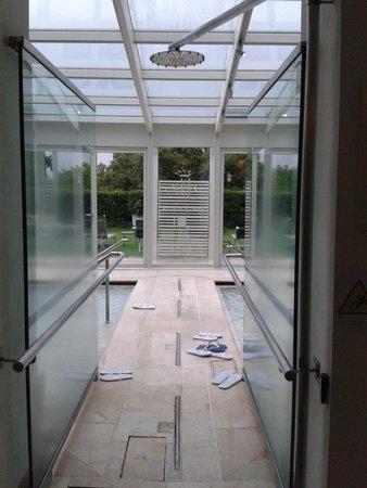 Albergo Le Terme: ingresso alle piscine termali