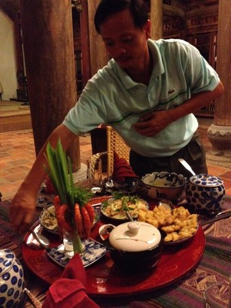 Moon Garden Homestay: Delicious Food and Intimate setting