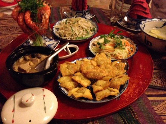 Moon Garden Homestay: Delicious Food and Intimate setting!
