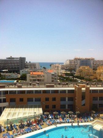 Hotel Neptuno: Vista desde la 6º planta