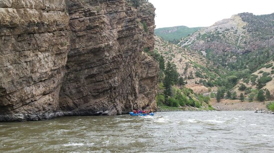 Glenwood Canyon Rafting, Inc.: Rafting