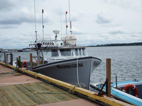 Aiden's Deep Sea Fishing: Papa's Gem