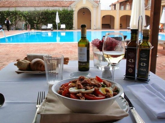 Sina Villa Matilde: Zwembad is prachtig