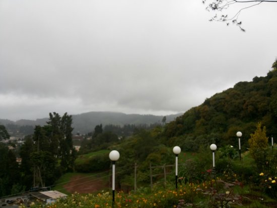 British Cliff Club Resort Ooty: View from British Cliff Club