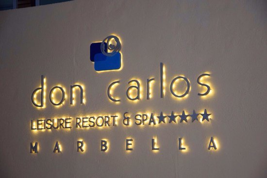 Don Carlos Leisure Resort & Spa : Entrance