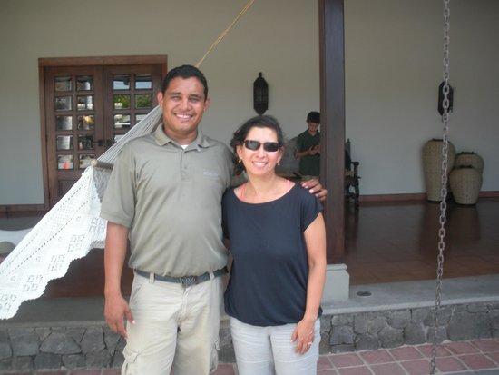Guanacaste Viajes & Tours: Our guide and friend, Santos